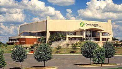 Century Link Center, Bossier City, LA