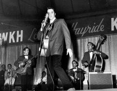 Elvis Presley Louisiana Hayride