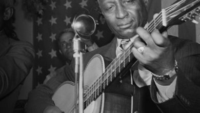 Huddy Leadbelly