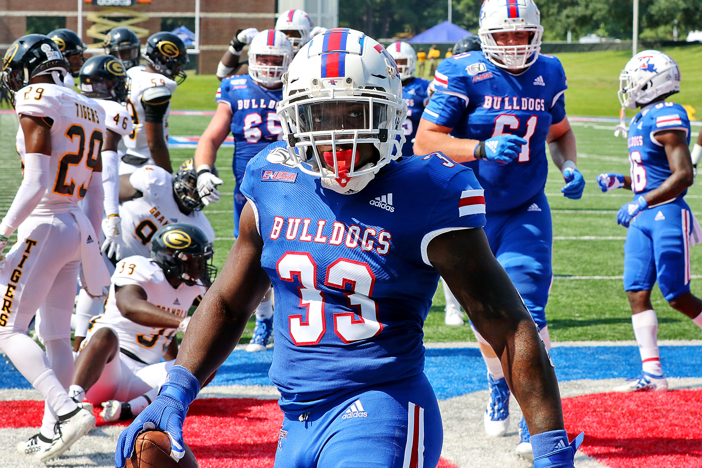 La Tech Football Continues Conference Play In Houston Rshv News