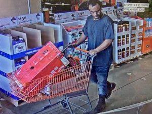 Shreveport Police Seek Identity Of August Theft Suspect