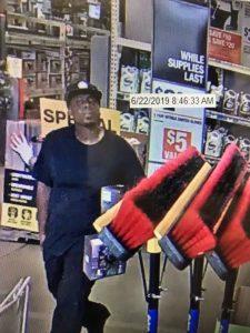 Shreveport Police Seek Identity Of Theft Suspect Rshv News